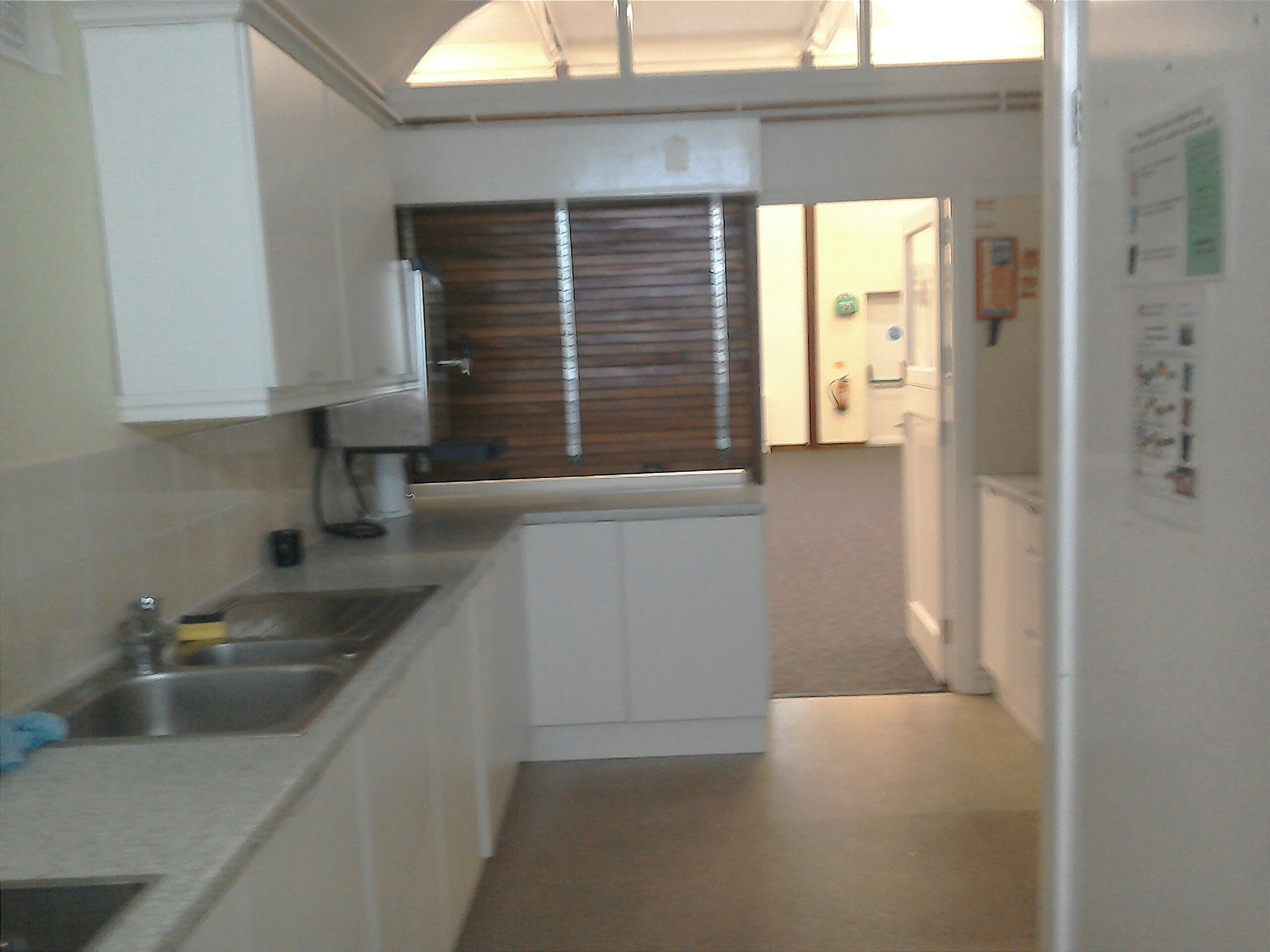 ChurchHall Kitchen